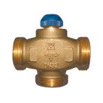 CALIS-TS-RD trokraki ventil za termostatsko regulisanje, podela 100% HERZ - 1
