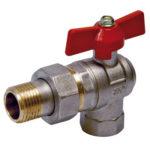 Kugla ventil holender EK Slovarm - 1/2 Col