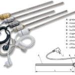 Električni grejači za radijatore Elit inox - Grejač GT 600W