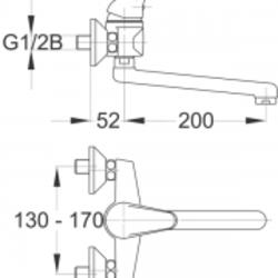 Baterija Simpaty Za Sudoperu L 200 00281 2 Herz Png