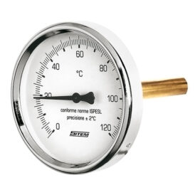 Termometar Stakleni U Auri Prav 0 120c Sitem