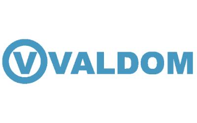 Valdom Logo