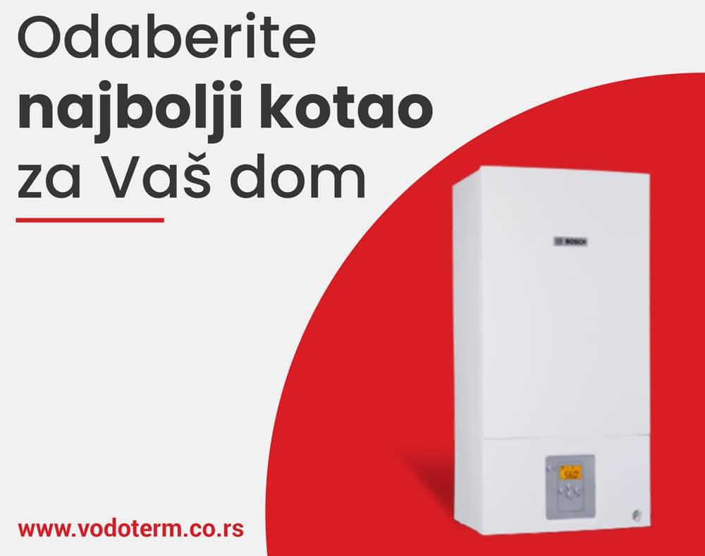 Najbolja Ponuda Kotlova Vodoterm